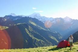 Luxury trekking in the Himalayas