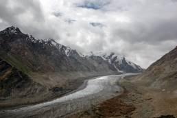 Himalayas Mountains and river